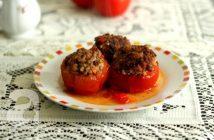 Cách làm cà chua nhồi thịt đơn giản mà thơm ngon cho bữa cơm ấm cúng