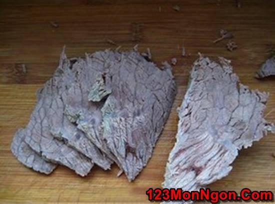 Cách làm mì lạnh Hàn Quốc đẹp mắt thơm ngon nhìn là mê phần 3