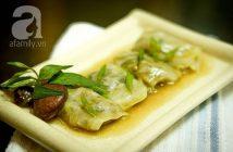 Cách làm món bắp cải cuộn thịt thơm ngon đậm đà ăn hoài không ngán