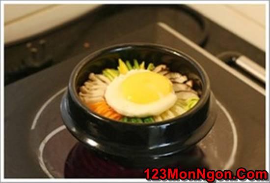 Cách làm món cơm trộn Hàn Quốc mới lạ thơm ngon bổ dưỡng đổi vị cuối tuần phần 10