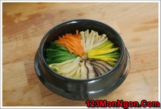 Cách làm món cơm trộn Hàn Quốc mới lạ thơm ngon bổ dưỡng đổi vị cuối tuần phần 9