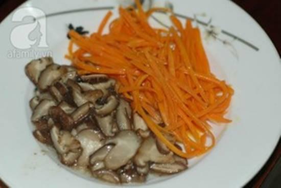 Cách làm món cơm trộn Hàn Quốc mới lạ thơm ngon đổi vị cho cả nhà phần 11