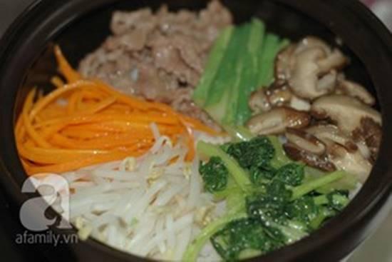 Cách làm món cơm trộn Hàn Quốc mới lạ thơm ngon đổi vị cho cả nhà phần 15