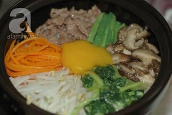 Cách làm món cơm trộn Hàn Quốc mới lạ thơm ngon đổi vị cho cả nhà phần 16