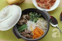 Cách làm món cơm trộn Hàn Quốc mới lạ thơm ngon đổi vị cho cả nhà