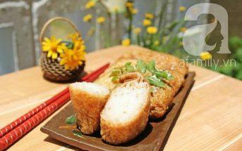 Cách làm món đậu phụ cuộn cơm kiểu Nhật mới lạ thơm ngon