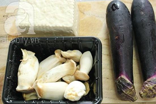 Cách làm món đậu phụ kho cà tím chay thơm ngon hấp dẫn phần 2