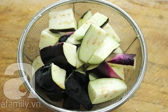 Cách làm món đậu phụ kho cà tím chay thơm ngon hấp dẫn phần 4