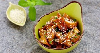 Cách làm món đậu rim ngũ vị thơm ngon hấp dẫn ăn là ghiền
