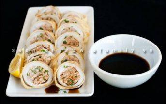 Cách làm món mực nhồi cá ngừ ngon lạ bổ dưỡng ăn là ghiền