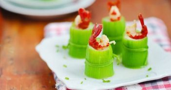 Cách làm món mướp hấp tôm thanh ngon thơm ngọt cho bữa tối