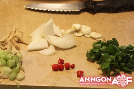 Cách làm món ốc xào Tứ Xuyên đậm đà cay thơm cực ngon miệng phần 3