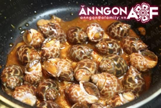 Cách làm món ốc xào Tứ Xuyên đậm đà cay thơm cực ngon miệng phần 6