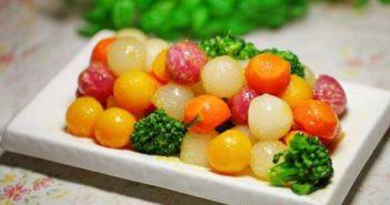 Cách làm món rau củ xào tỏi bắt mắt thơm ngon ăn là ghiền