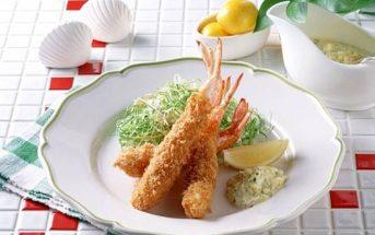 Cách làm món tempura tôm giòn ngon hấp dẫn ăn là ghiền