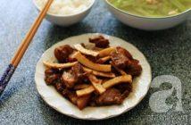 Cách làm món thịt ba chỉ kho dừa dân dã thơm ngon ăn hoài không ngán