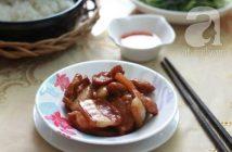 Cách làm món thịt kho tiêu đậm đà mềm thơm cực ngon cơm