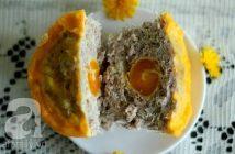 Cách làm món trứng muối hấp thịt thơm ngon bổ dưỡng không ngán