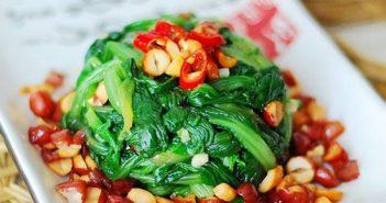 Cách làm nộm cải canh lạ miệng mà thơm ngon dễ ăn