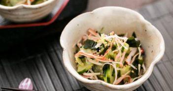 Cách làm salad dưa leo kiểu Nhật lạ miệng mà thơm ngon dễ ăn