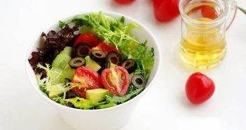Cách làm salad rau quả tươi ngon bắt mắt ăn là ghiền