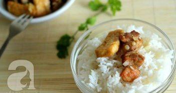 Cách làm thịt kho đậu phụ đơn giản mà thơm ngon đủ chất