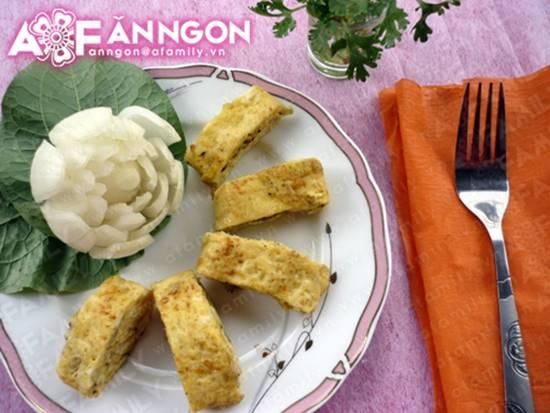 Cách làm trứng tráng kiểu Pháp mới lạ thơm ngon đổi vị cho bữa cơm gia đình phần 1