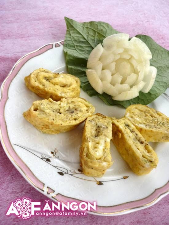Cách làm trứng tráng kiểu Pháp mới lạ thơm ngon đổi vị cho bữa cơm gia đình phần 12