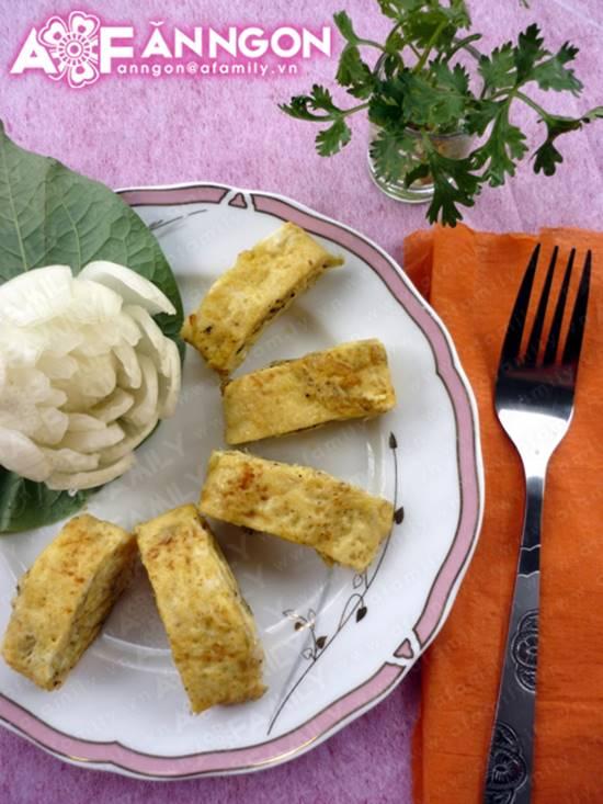Cách làm trứng tráng kiểu Pháp mới lạ thơm ngon đổi vị cho bữa cơm gia đình phần 13