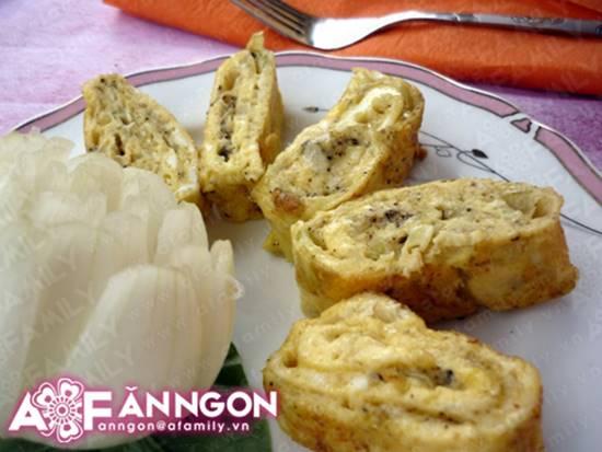 Cách làm trứng tráng kiểu Pháp mới lạ thơm ngon đổi vị cho bữa cơm gia đình phần 14