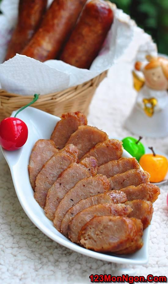Cách làm xúc xích hun khói tại nhà đơn giản mà thơm ngon hấp dẫn ăn là ghiền phần 10
