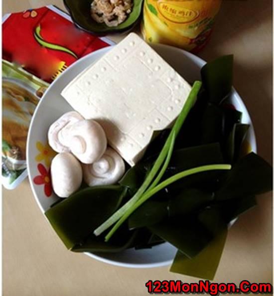 Cách nấu canh đậu hũ rong biển thơm ngon mát lành cho cả nhà thưởng thức phần 2