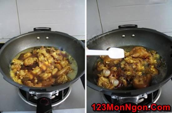 Cách nấu móng giò hầm ngũ vị thơm ngon bổ dưỡng cho ngày cuối tuần phần 4
