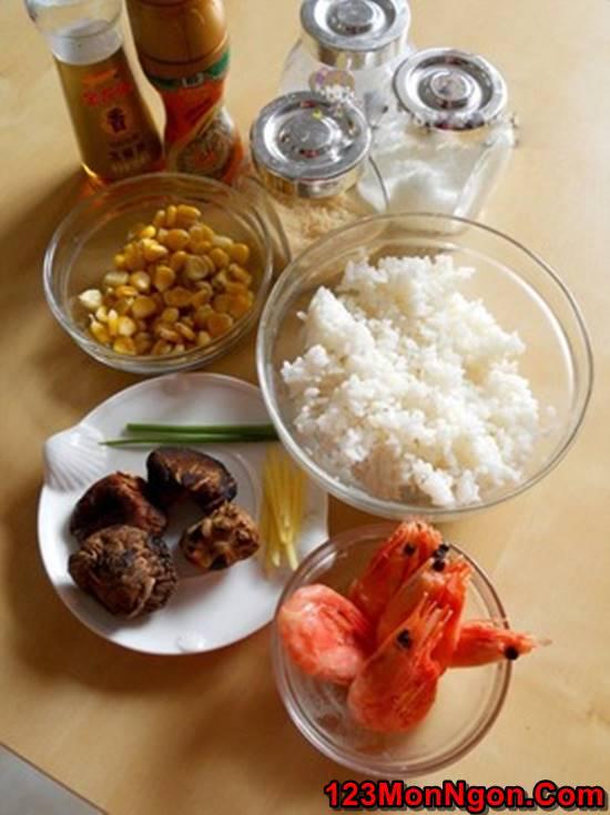 Công thức nấu cháo hải sản thơm ngon bổ dưỡng không bị tanh phần 2