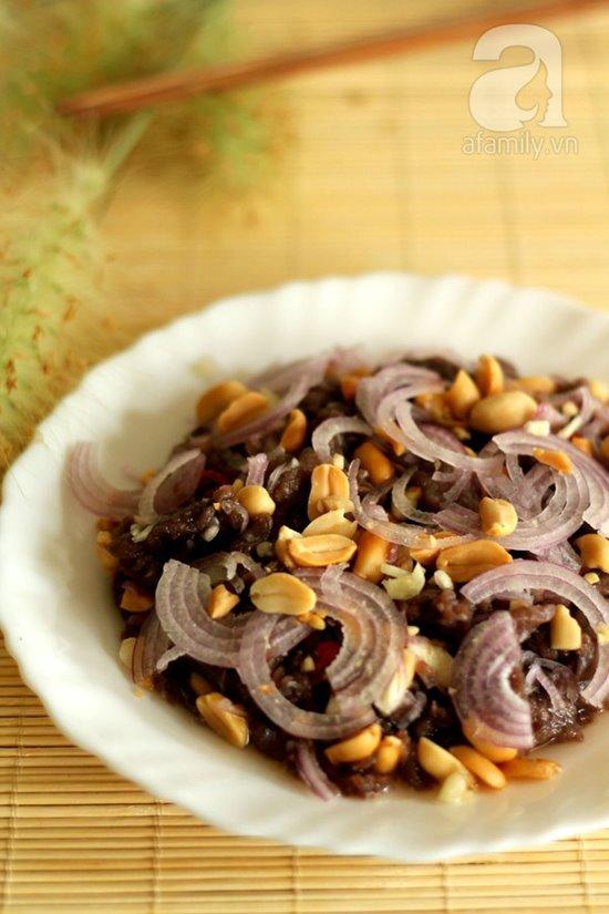 Cách làm bò tái chanh chua ngọt thơm ngon bổ dưỡng nhâm nhi cuối tuần phần 11