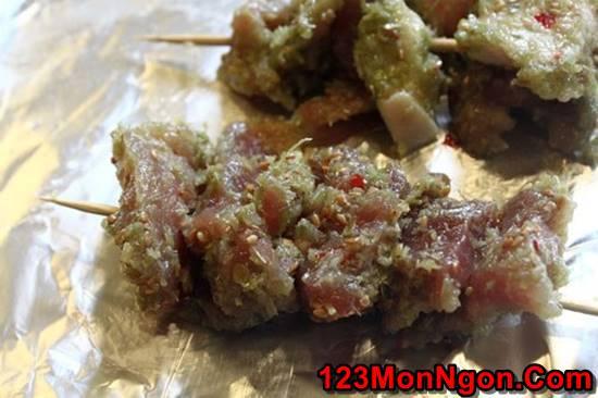Cách làm bún thịt nướng thơm lừng hấp dẫn cực lôi cuốn phần 3