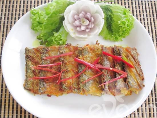 Cách làm cá hố chiên sả ớt đậm đà thơm ngon ăn là ghiền phần 5