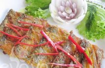 Cách làm cá hố chiên sả ớt đậm đà thơm ngon ăn là ghiền