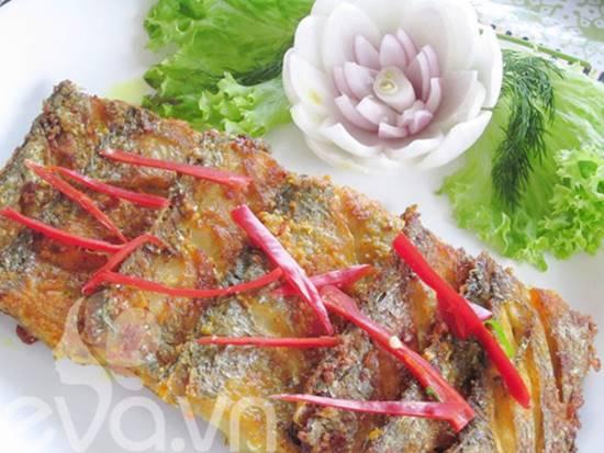 Cách làm cá hố chiên sả ớt đậm đà thơm ngon ăn là ghiền phần 6