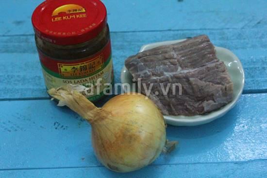 Cách làm món bò sốt tiêu đen thơm ngon đậm đà cho bữa tối phần 2