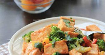 Cách làm món đậu sốt chua ngọt thơm ngon dễ làm dễ ăn