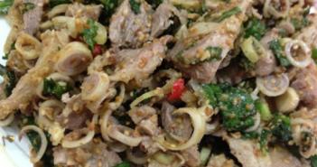 Cách làm món nộm vịt mới lạ mà thơm ngon càng ăn càng ghiền
