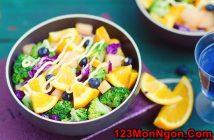 Cách làm món salad rau quả tươi ngon nhanh gọn cực bổ dưỡng