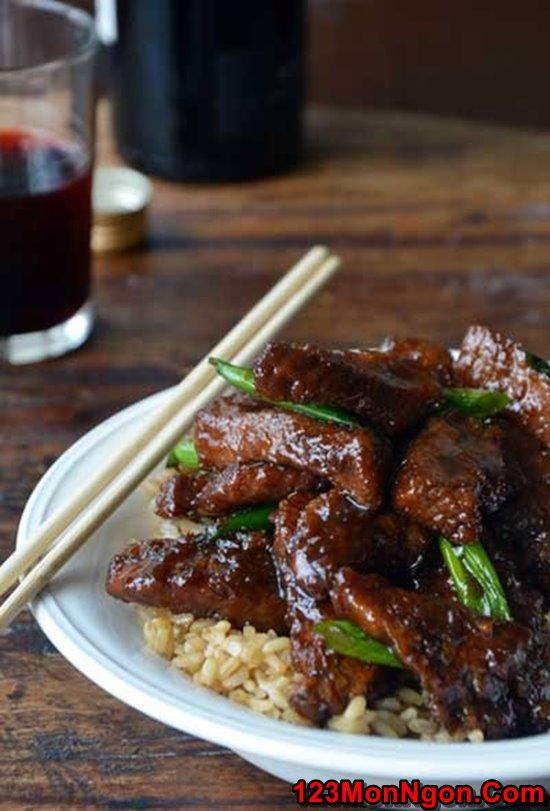 Cách làm món thịt bò sốt nước tương đậm đà ngon cơm ngày lạnh phần 5