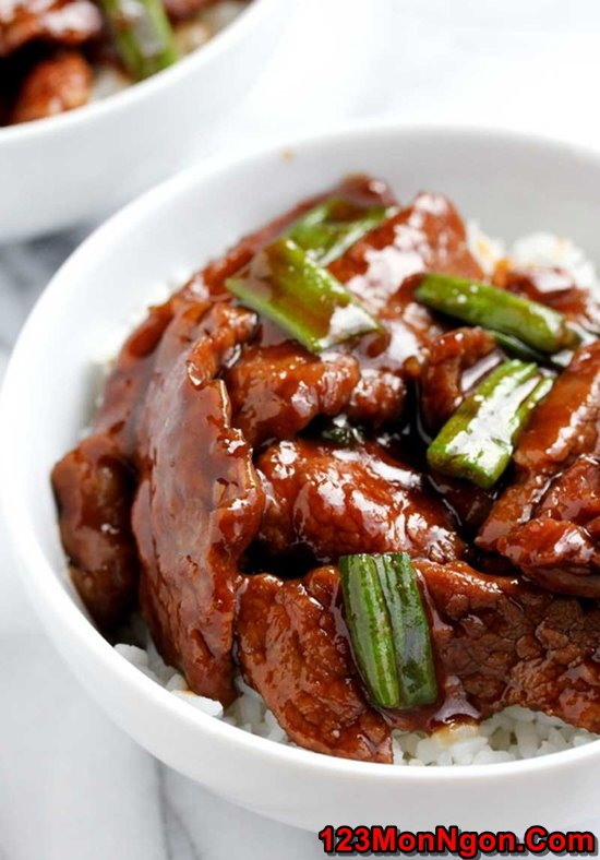 Cách làm món thịt bò sốt nước tương đậm đà ngon cơm ngày lạnh phần 6