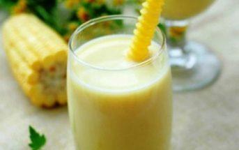 Cách nấu sữa ngô bổ dưỡng thơm béo cực ngon cho các bé