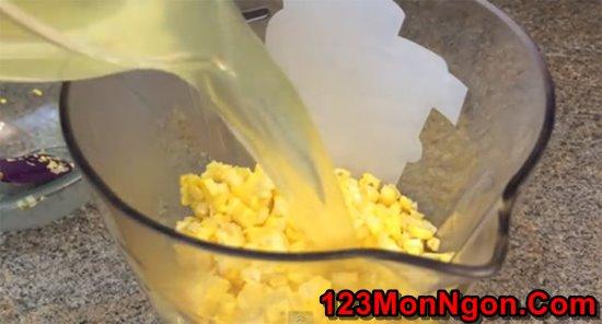 Cách nấu sữa ngô bổ dưỡng thơm béo cực ngon cho các bé phần 3