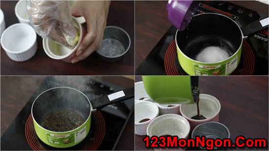Cách làm bánh flan bằng nồi cơm điện đơn giản mà cực hấp dẫn ngon tuyệt phần 2