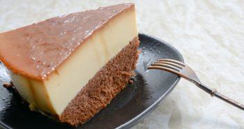 Cách làm bánh flan bông lan vị Chocolate đậm đà béo ngậy cực ngon miệng