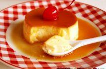Cách làm bánh flan caramen đẹp mắt mềm ngon tuyệt cú mèo